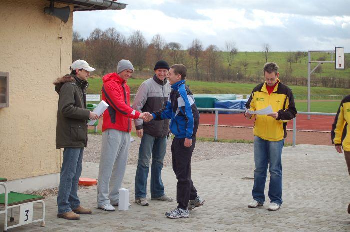 Bilder des Artikels: Bildergalerie - Silvesterlauf 2006