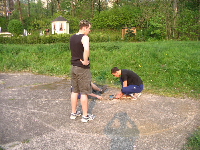 Bilder des Artikels: Bildergalerie - Wurfring 2006
