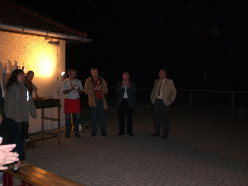 Bilder des Artikels: Bildergalerie - Geburtstag K.Gollasch & A.Richter 2008