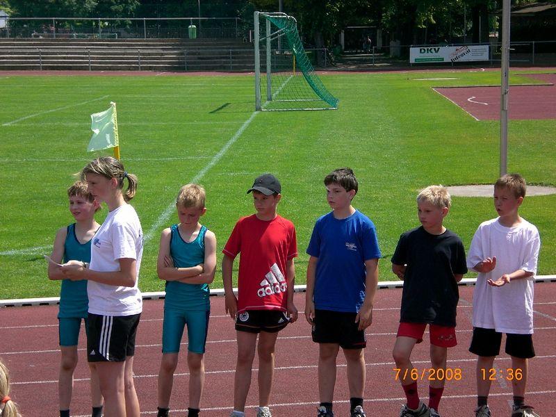 Bilder des Artikels: Bildergalerie - Sparkassencup 2008