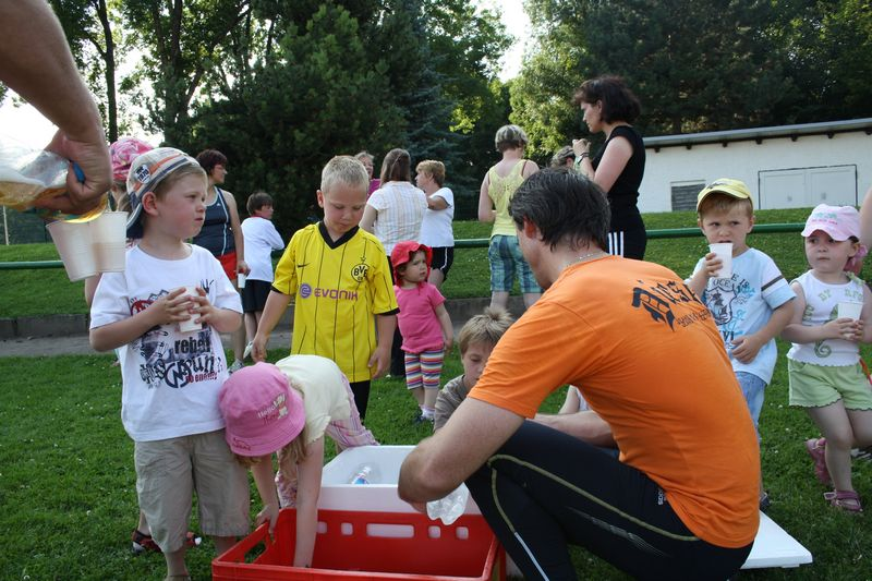 Bilder des Artikels: Bildergalerie - Eltern-Kind-Sportfest 2009