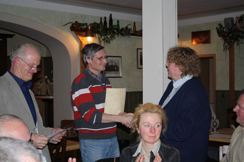 Bilder des Artikels: Bildergalerie - Mitgliederversammlung 2009