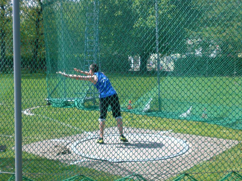 Bilder des Artikels: Bildergalerie - 17. Erfurter Werfer- und Rasenkraftsportmehrkampf 2009