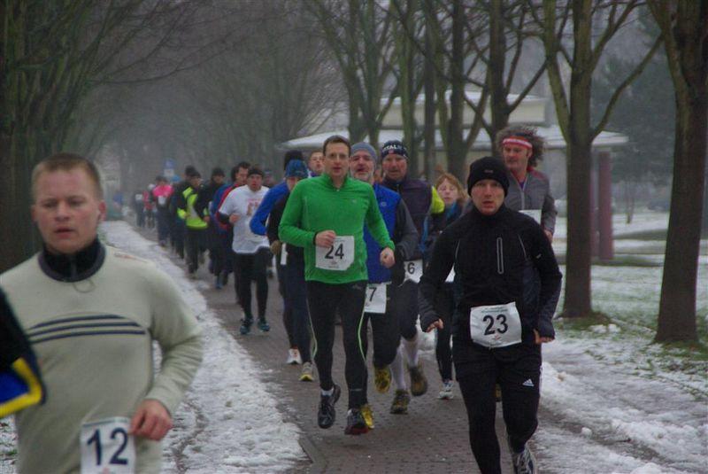 Bilder des Artikels: Bildergalerie - Silvesterlauf 2009