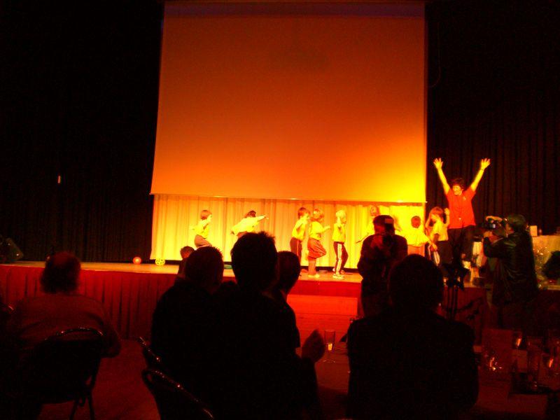 Bilder des Artikels: Bildergalerie - Sportlergala 2009