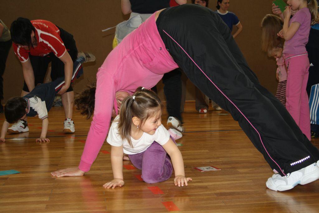 Bilder des Artikels: Bildergalerie - KiTa Familiensportfest 2010