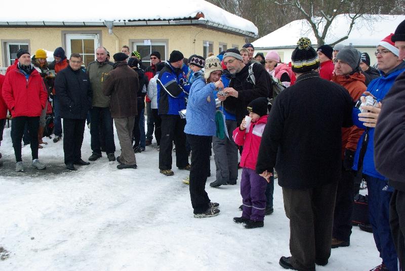 Bilder des Artikels: Bildergalerie - Silvesterlauf 2010