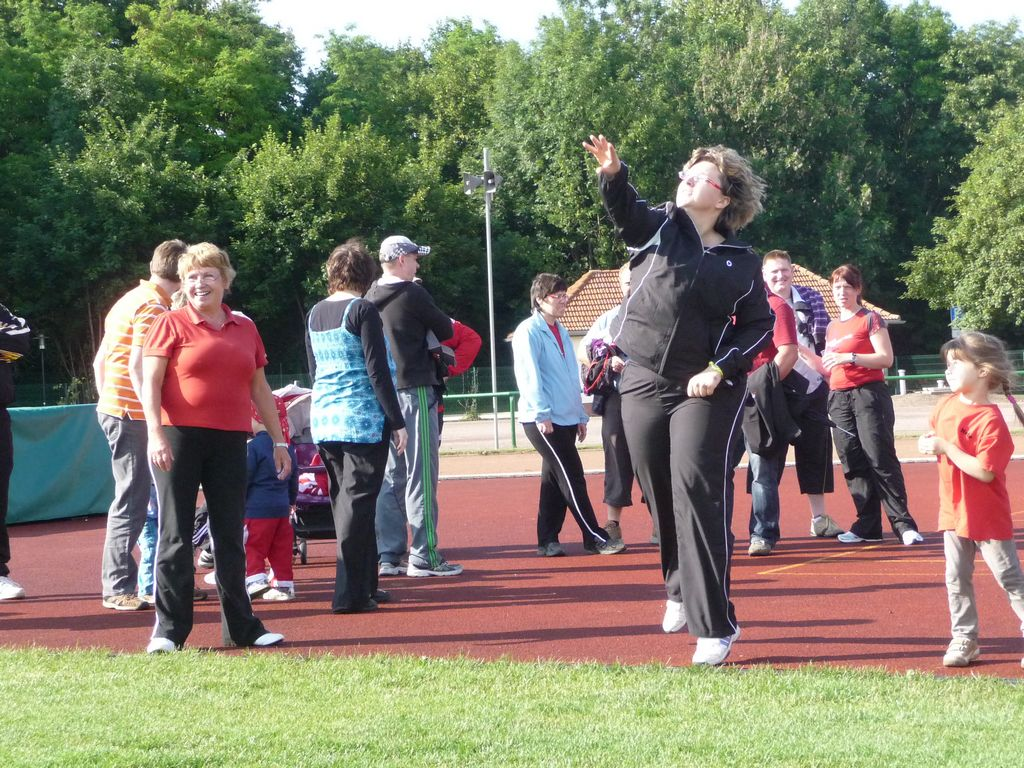 Bilder des Artikels: Bildergalerie - KiTa Familiensportfest 2011