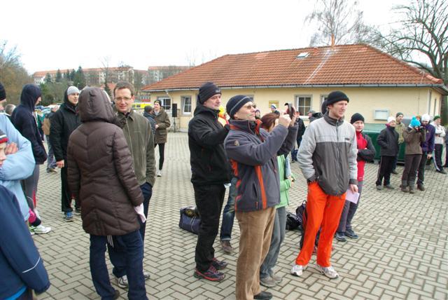 Bilder des Artikels: Bildergalerie - Silvesterlauf 2011