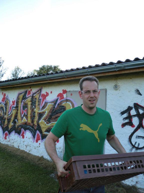 Bilder des Artikels: Bildergalerie - Laufbahnsanierung Hans-Geupel-Satdion